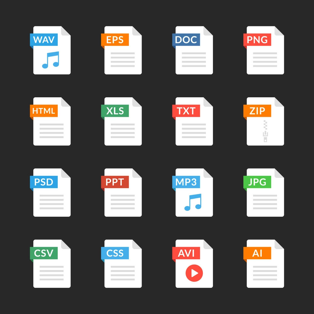 7- Keep your file sizes small